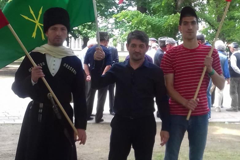 Память жертв Кавказской войны почтили в КБР представители АНО «Абаза», АНО «Алашара» и действительные члены ВААК