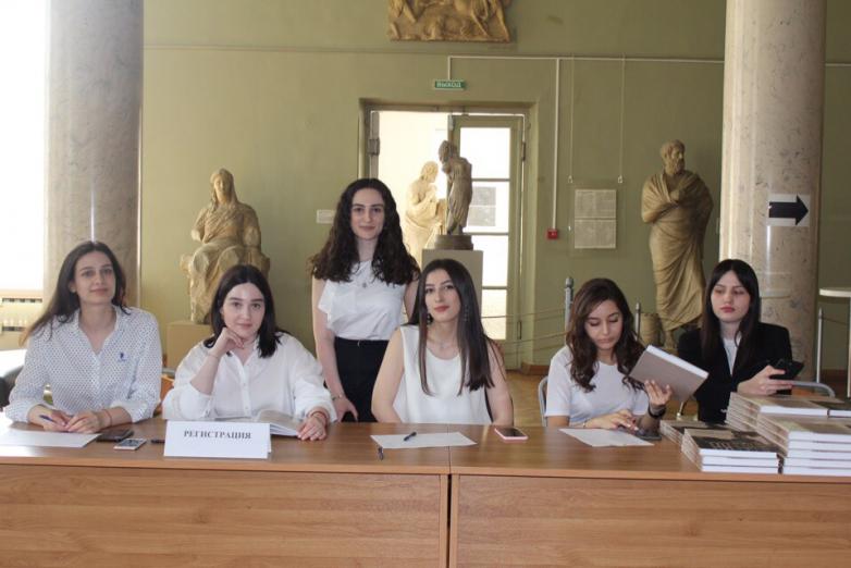 Abhazya tarihi belgelerinin derlemesi Moskova'da tanıtıldı