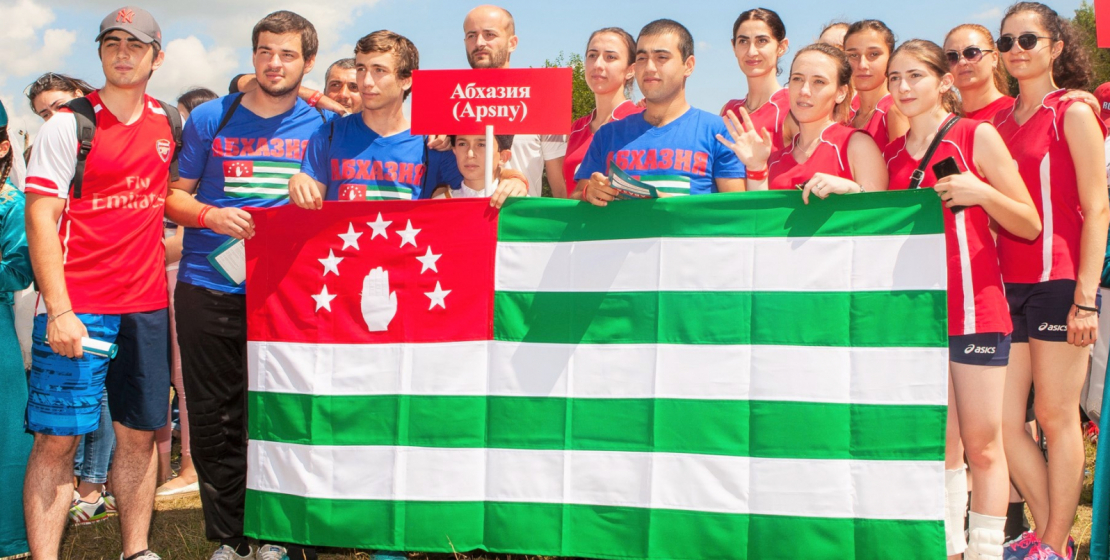 A good tradition in national games is the participation of a national team from Abkhazia, which this year was registered in all sports.