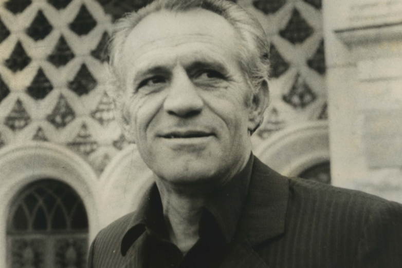Нурбей Камкиа, фото С. Эшба, 1984 год