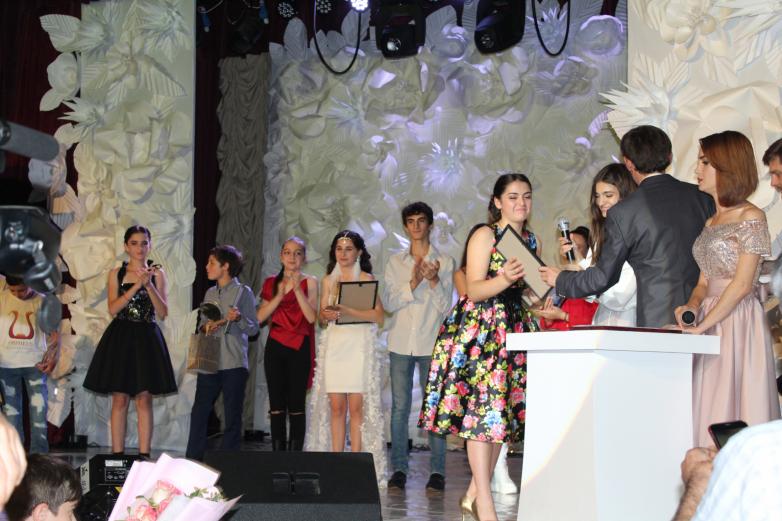 Финал вокального конкурса для одаренных детей «Орфей» определил победителей