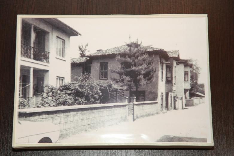 Дом Омара Бейгуаа, Турция, фрагмент экспозиции Музея истории зарубежных абхазов имени Омара Бейгуаа