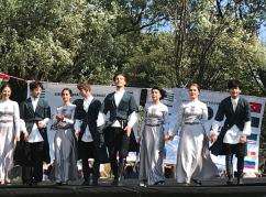 День Государственного флага Абхазии отметили в Турции.