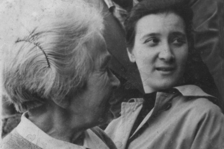 Варвара Бубнова и Марина Эшба