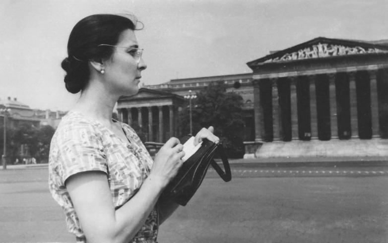 Марина Эшба, Венгрия, 1964 год