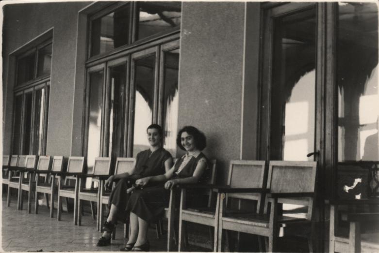 Марина Эшба и Нелли Эшба
