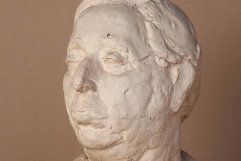 Работа Марины Эшба: портрет Татьяны Гулиа