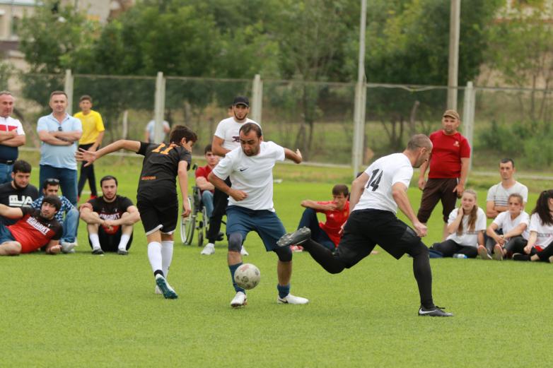 Более 600 человек приняли участие в ежегодных национальных играх народа Абаза