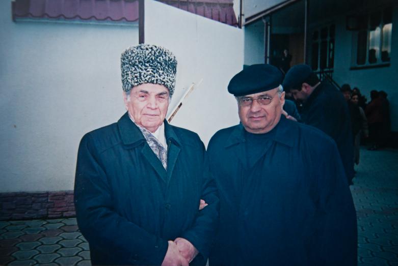 Gennady Alami and Yuri Shanibov