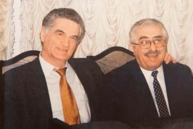 Тарас Шамба, Анатолий Плиев, 2001 год