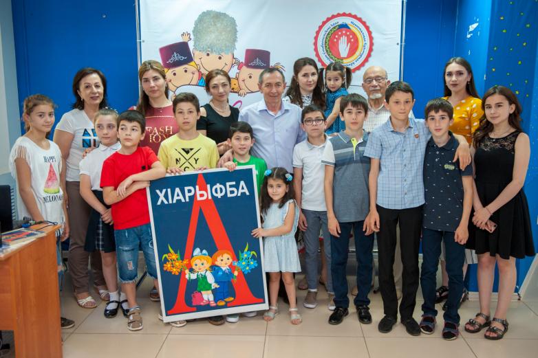 Детский клуб «Гвымзагъа» в Ставрополе