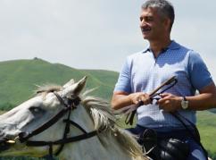 Musa Egzek Krasny Vostok köyü vadisinde