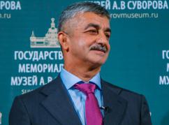 Председатель Высшего совета ВААК Мусса Экзеков