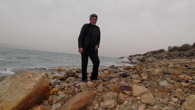 Доброволец, ветеран Отечественной войны народа Абхазии Халдун Лейба