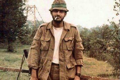 Доброволец Халдун Лейба во время Отечественной войны народа Абхазии