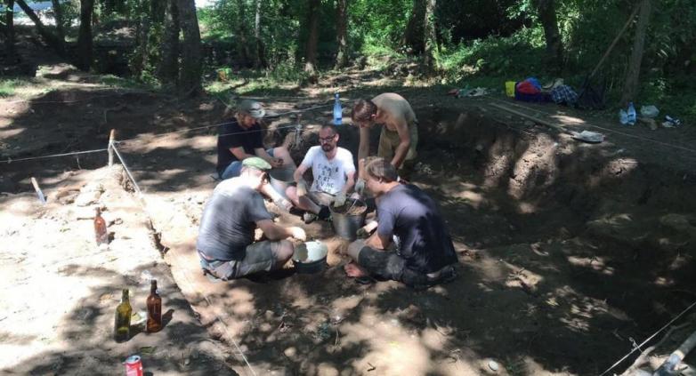Џьантыхәтәи археологиатә експедициа ажрақәа