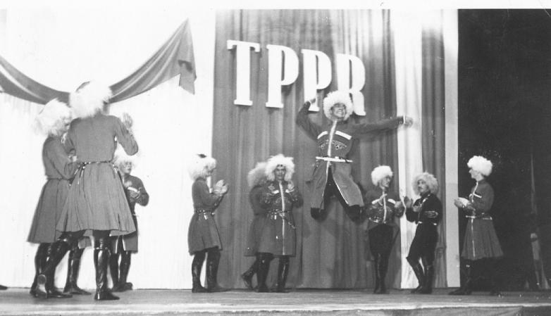 Uluslararası Halk Dansları Festivali'nde