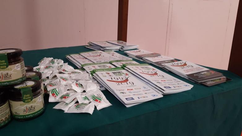 Абхазскую аджику представили на популярном фестивале перца в Италии