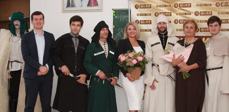 Проект «Алашара» по обучению шитью национальной одежды завершился в Сухуме