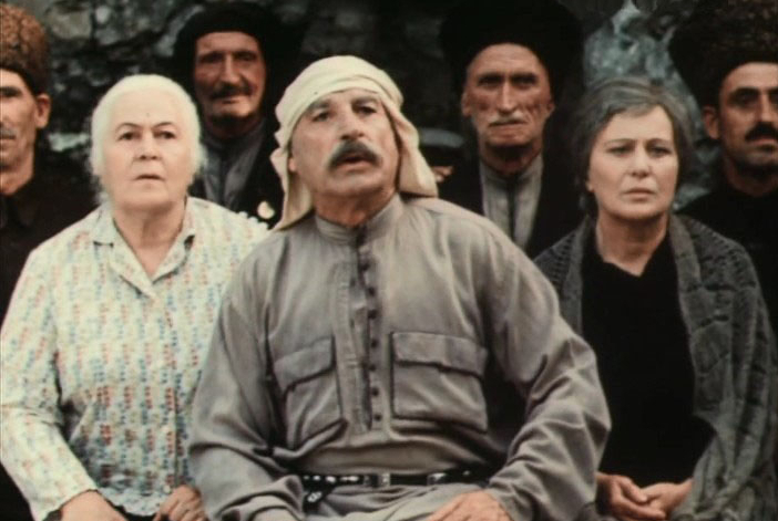Кадр из фильма «У самого Черного моря»; 1975 год. Режиссеры Александр Кузнецов и Оскар Никич, сценарист Георгий Гулиа