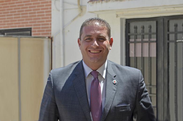 Член президиума ВС ВААК от Иордании Ануар Чкуа
