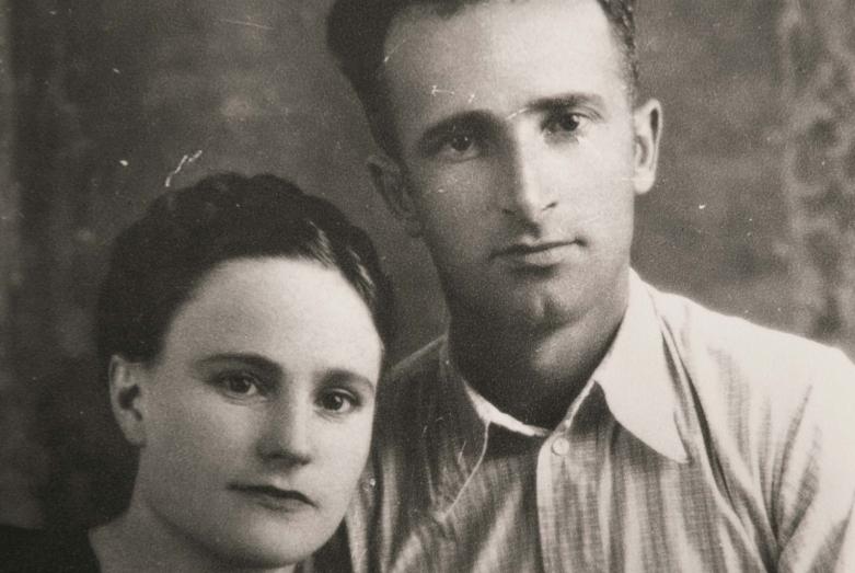 Михаил Трапш с супругой Валентиной