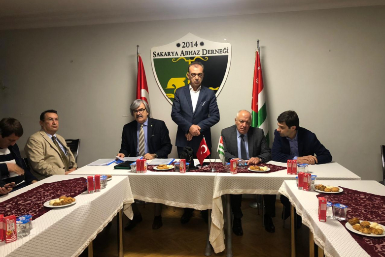 The Council of the local branch of the WAC was created in Sakaria, which included representatives of the Abkhaz-Abaza Diaspora.