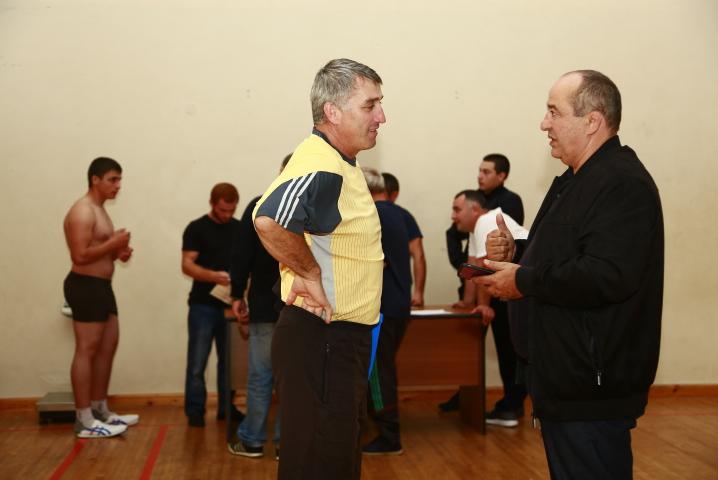 Участники турнира по вольной борьбе на кубок Экзекова прибыли в Абхазию