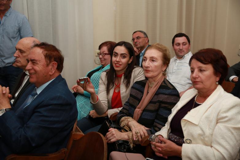 Книгу известного кавказоведа Генко «Абазинские материалы» презентовали в Сухуме