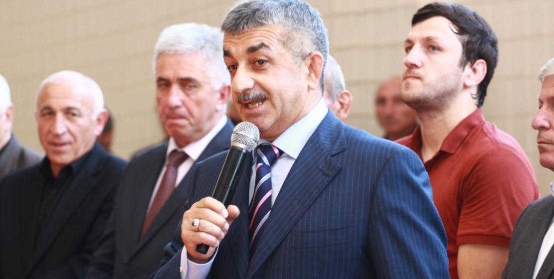 С приветственным словом выступил председатель ВС ВААК Мусса Экзеков.