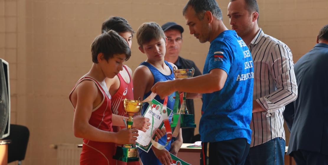 Церемония награждения - одна из самых долгожданных частей любого турнира.