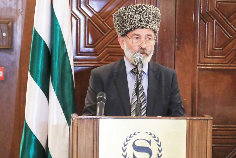 Devlet Başkanı Raul Hacimba'nın Suriye ziyareti