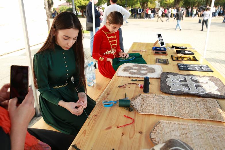 В Сухуме завершился первый фестиваль «Абаза»