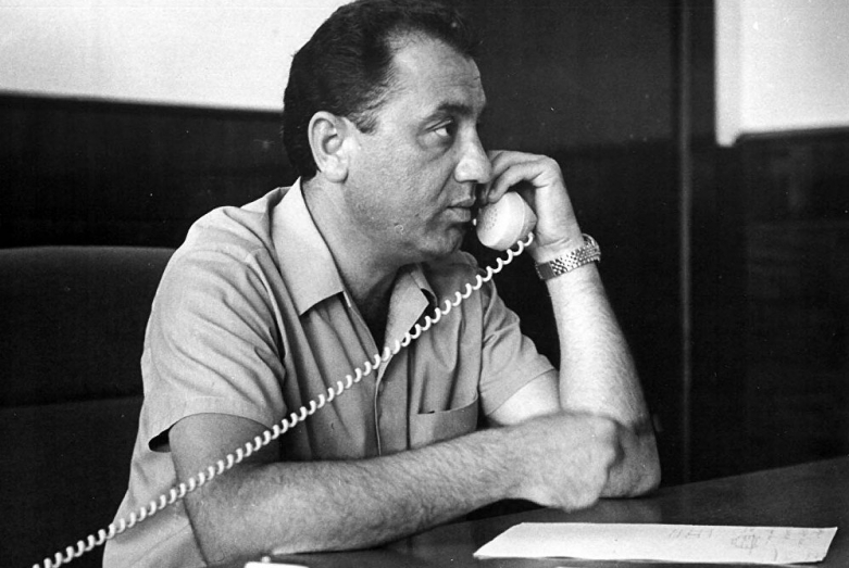 Политический и общественный деятель Энвер Эрастович Капба