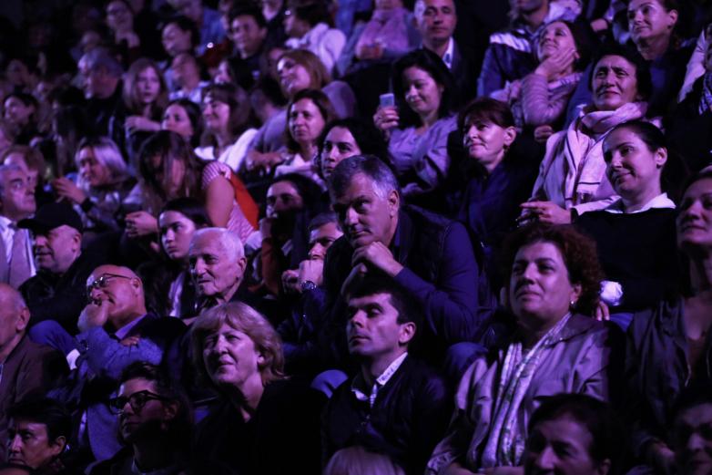 XVII фестиваль Хиблы Герзмава прошел в Сухуме