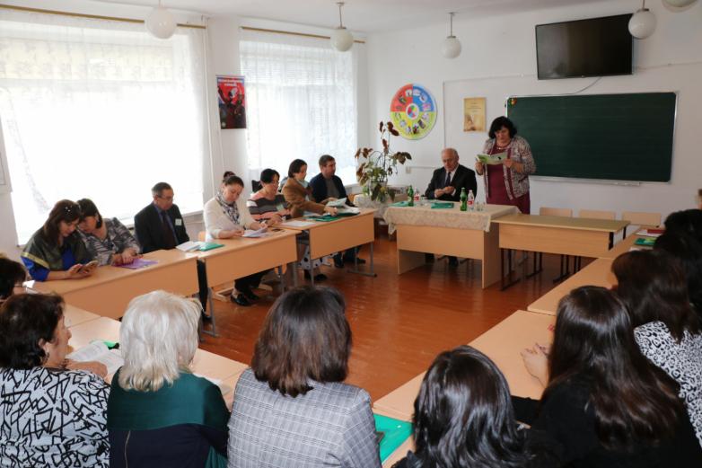 Tobıli okumaları, dördüncü Abaza dili ve edebiyatı festivali KÇC'de tamamlandı