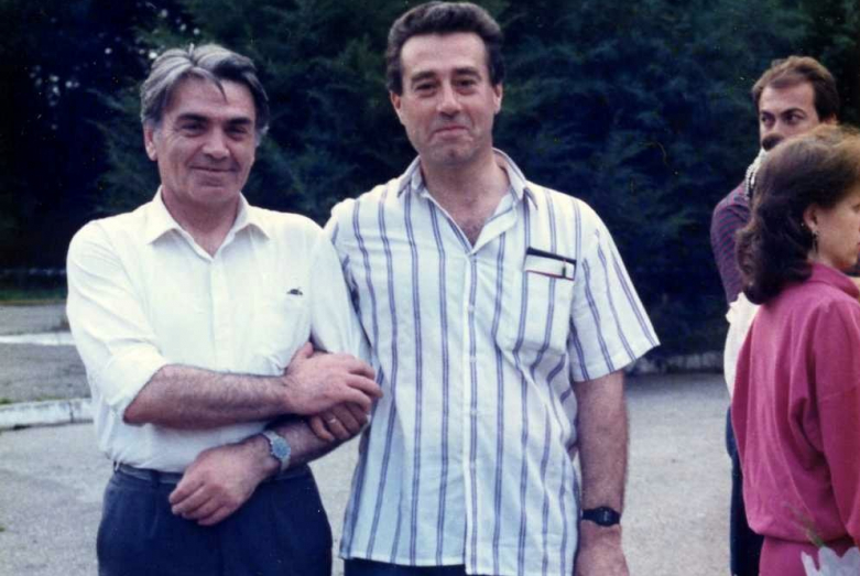Џьорџь Хьиуитти Муса Шанибови, Маиҟәаԥ, 1992 шықәса