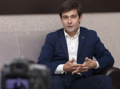 Inar Gitsba became the first guest of the WAC Discussion club
