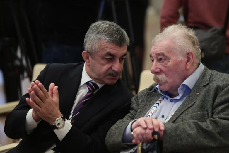Председатель ВС ВААК Мусса Экзеков стал дипломантом премии «Меценат года»