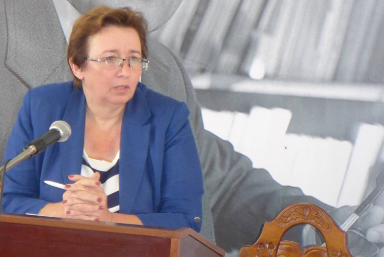 Марина Барцыц Шьалуа Инал-иԥа ииубилеи аҟны лықәгылараан