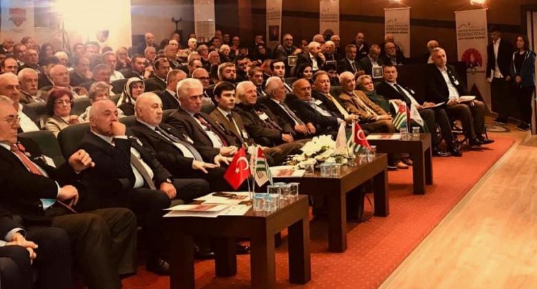 Атанур Акусба переизбран председателем Абхазфед в Турции