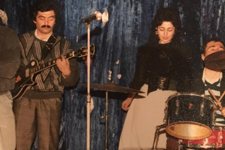 Инна и Валерий Багателия