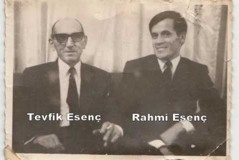 Tevfik and Rahmi Esench