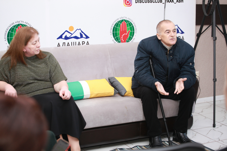 Abkhazia's leading psychologists became the first guests of the Parent's club