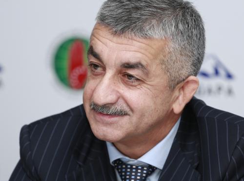 Mussa Ekzekov, Chairman of the Supreme Council of the World Abaza Congress