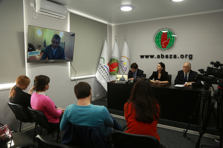 The WAC press center spoke about the delegation's trip to Europe