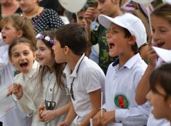 Детский праздник ВААК ко дню Победы и Независимости