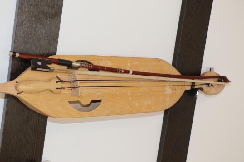 Музыкальные инструменты ансамбля «Апхьарца»