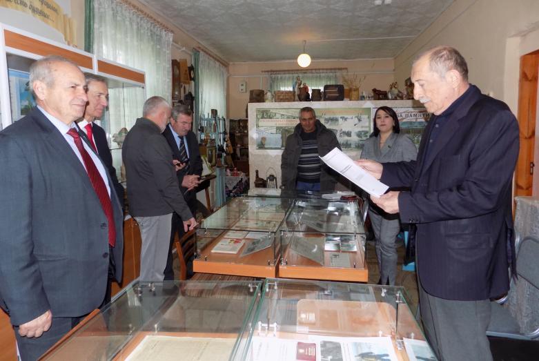В музее жертвам политических репрессий