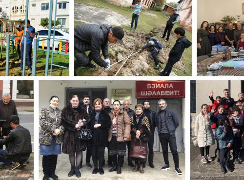Число местных отделений ВААК в Абхазии и Турции достигло 30